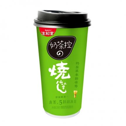 生和堂 烧仙草奶茶 宇治抹茶味 216g