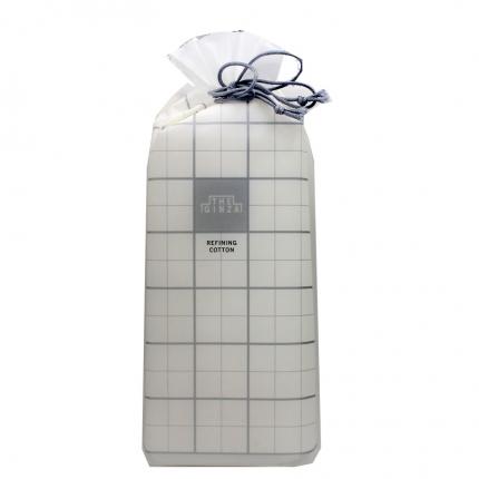 日本THE GINZA Superior Cotton 化妆棉 60枚入 白色去角质