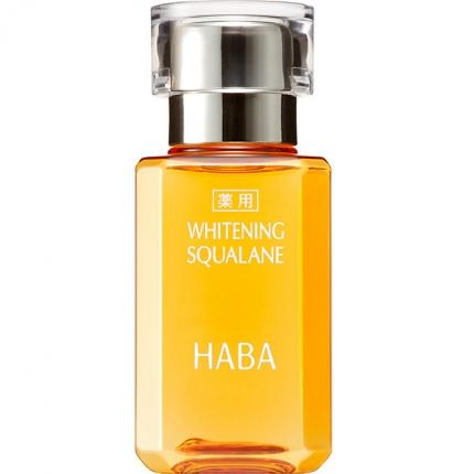 日本HABA 鲨烷美白精华油 30ml