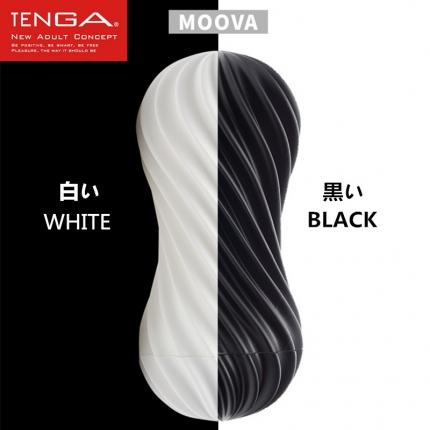 日本Tenga MOOVA螺旋软体飞机杯