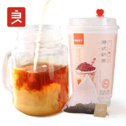 良品铺子 港式奶茶 53g