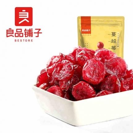 良品铺子 蔓越莓干 100g