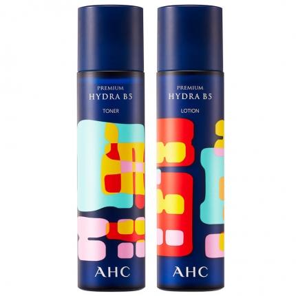 韩国AHC B5玻尿酸水乳套装 120ml*2