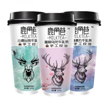 鹿角巷 港式网红奶茶 123g