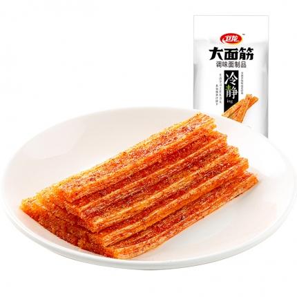 卫龙 大面筋 香辣味 106g