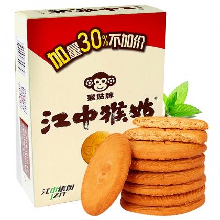 江中 猴菇酥性饼干 96g