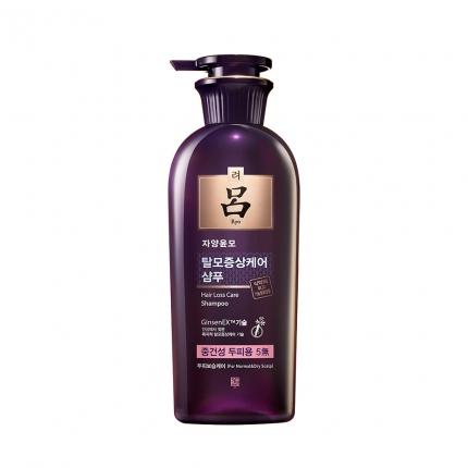韩国RYO吕 紫吕滋养韧发密集强韧香氛洗发水 400ml 中干性头皮