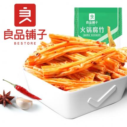 良品铺子 火锅腐竹 120g