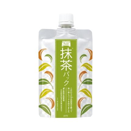 日本PDC 宇治抹茶涂抹式面膜 170g