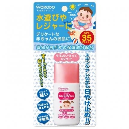 日本WAKODO和光堂 宝宝防晒霜 30g SPF35