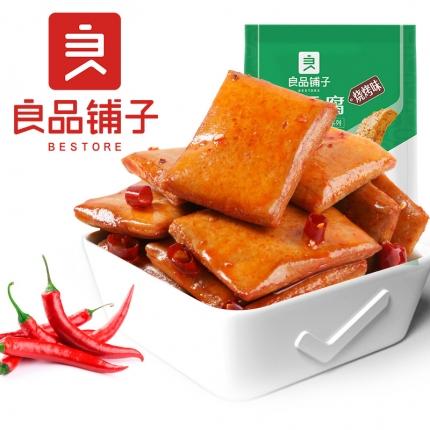 良品铺子 鱼豆腐 烧烤味 170g