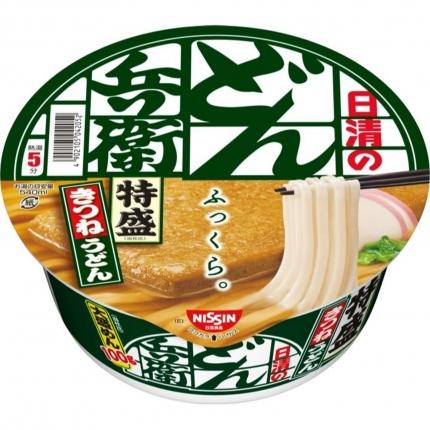 【大碗】日本NISSIN日清 兵卫乌冬面 碗装 130g