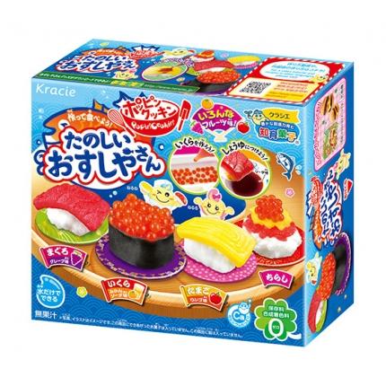 日本Kracie Popin Cookin DIY食玩 寿司