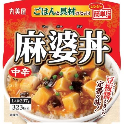 日本MARUMIYA丸美屋 麻婆豆腐饭 297g