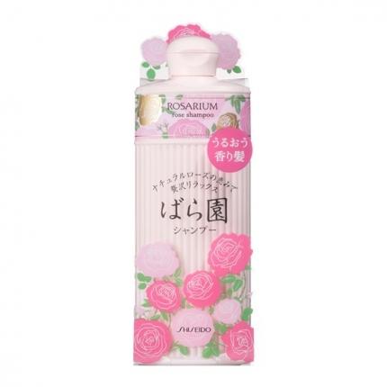 日本SHISEIDO资生堂 ROSARIUM玫瑰园香氛洗发水 300ml