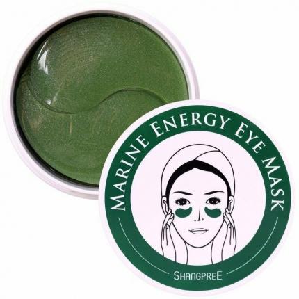 韩国SHANGPREE香蒲丽 绿公主海洋水光眼膜 60片入