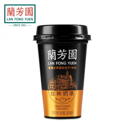 香港兰芳园 丝袜奶茶 280ml
